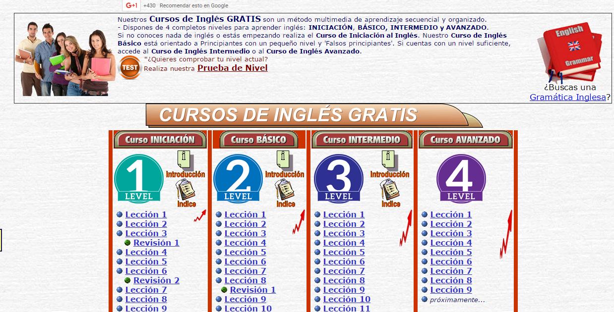 Curso de ingl s b sico para los que est n comenzando for Curso de melamina gratis