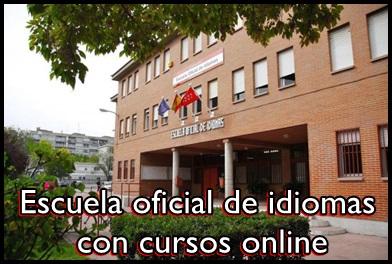 escuela oficial de idiomas con cursos online